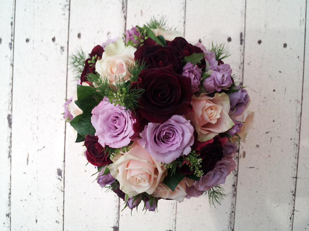 Der Blumenstrauß zum Geburtstag, zum Muttertag oder für die Hochzeit